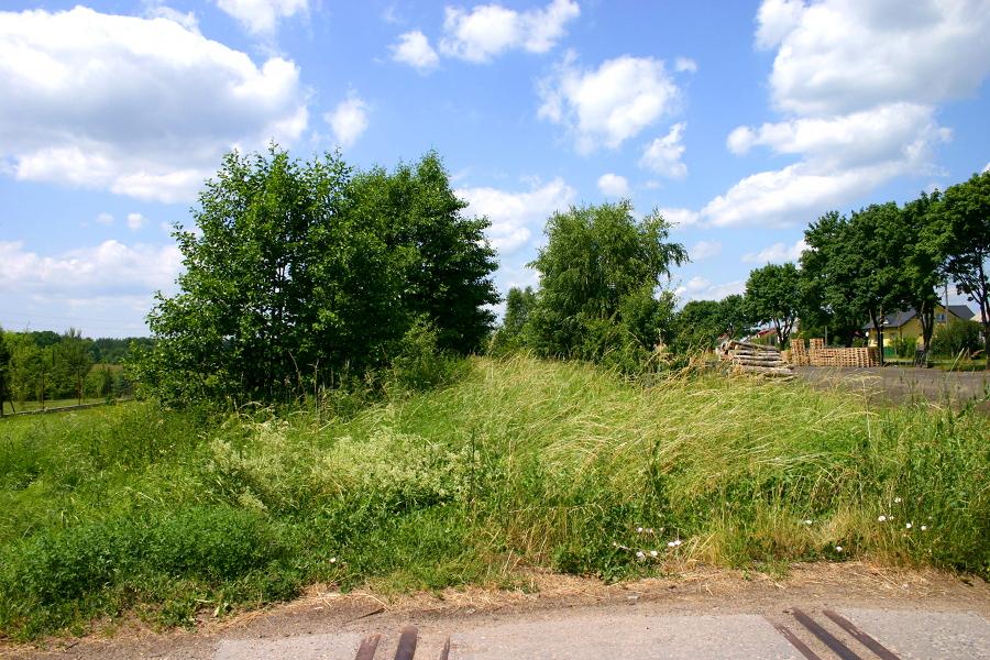 Przejazd w Grabniku (k. Wielbark)