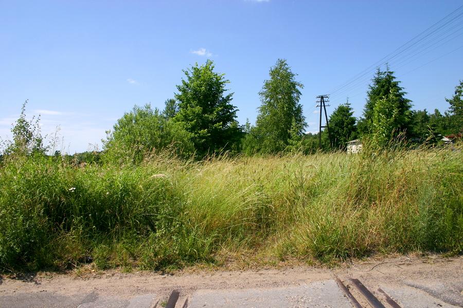 Przejazd w Gaczyskach